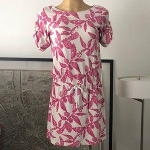 Lilly pulitzer silk dress size S